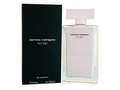 Narciso Rodriguez For Her Eau De Parfum 100Ml Spray - Women's For Her. New