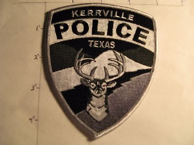 Kerrville  Police Dept Kvpd Swat Tactical Subdued Kerr Great State Texas Patch