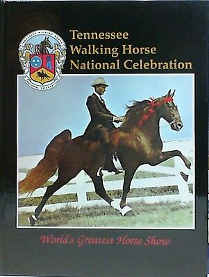 BOOK: Tennessee Walking Horse National Celebration: World's Greatest Horse Show