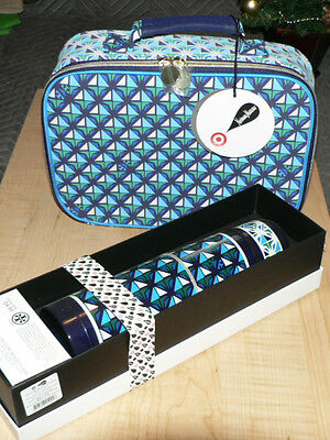 NEW! Tory Burch Lunch Box & Thermos Set Neiman Marcus