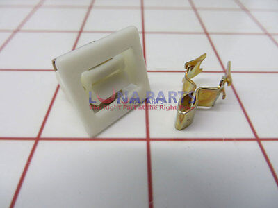 GE Hotpoint General Electric Dryer Door Catch Strike Latch WE01X10023 WE1X1158