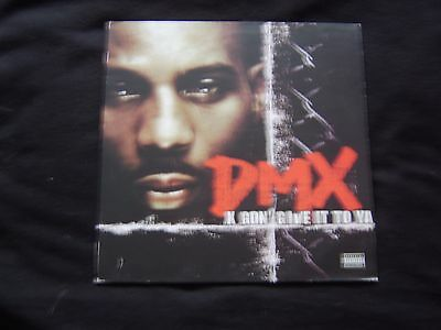 """DMX - X Gon' Give It To Ya - 12"""" Vinyl Single *Picture Cover*"""