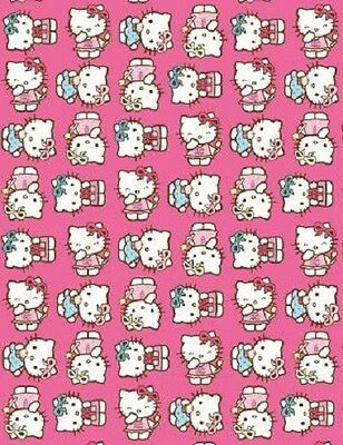 Wholesale Job Lot 36 Rolls of Hello Kitty Gift Wrap Wrapping Paper