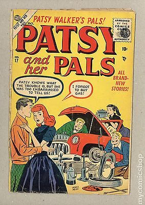 Patsy and Her Pals (1953) #17 FR/GD 1.5 LOW GRADE