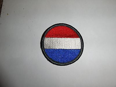 Military Patch Sew On Us Army Forscom Forces Command Older Colored