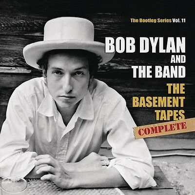 Bob Dylan & the Band - Dylan, Bob : Basement Tapes Complete: The Bootleg Series