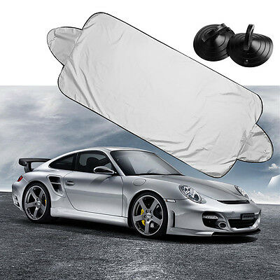 Car Windshield Protector Auto Visor Cover Sun Shade Prevent Frost Ice Snow Dust