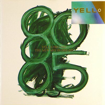 CD - Yello - 1980 - 1985 The New Mix In One Go - #A3301