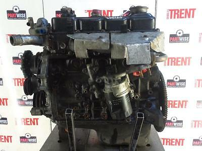 2001 LTI TX1/TX11 TAXI TD27 2664cc Diesel Auto Engine with Pump Injector & Turbo
