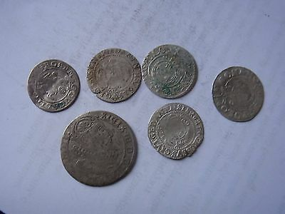 Many Medieval European Coins