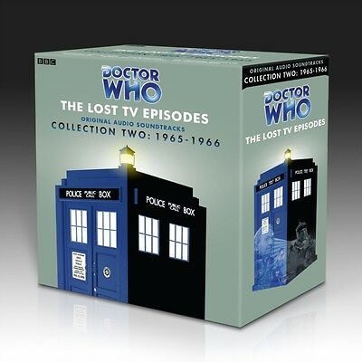 Doctor Who Collection Three: The Lost TV Episodes (1966-1967): 3 (BBC Audio) (A.