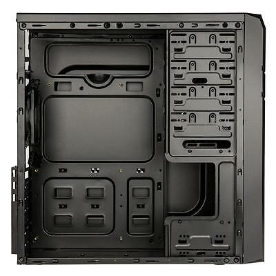 Aerocool V2X Black Edition Midi-Tower - schwarz