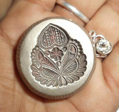 India Vintage Bronze Jewelry Die Mold/Mould hand engraved  Pandant  designs