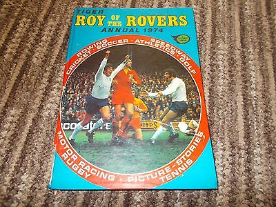 Roy Of The Rovers Annual 1974 Good Condition