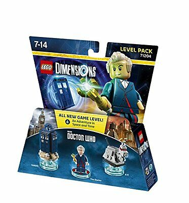Warner Bros. Interactive Entertainment-Lego Dimensions Level Pack Doctor Wh New