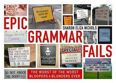 NEW Delusions of Grammar By Sharon Eliza Nichols Paperback Free Shipping
