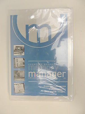 Creative Memories Software Memory Manager Software SEALED Photography Organizer