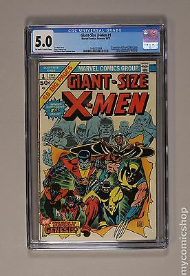 Giant Size X-Men (1975) #1 CGC 5.0 (1445703008)