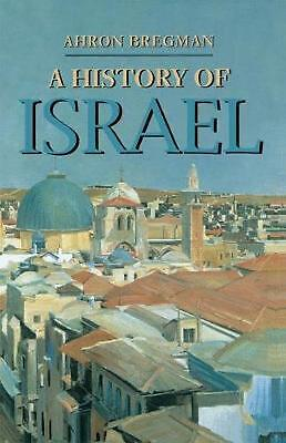A History of Israel by Ahron Bregman Paperback Book (English)