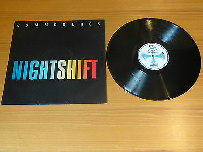 "Commodores - Nightshift : Ex 12"" Vinyl Maxi Single - Motown Tmgt 1371"
