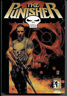 The Punisher Welcome Back Frank Vol 1 NM Hardcover Book 2002 1st Print H13