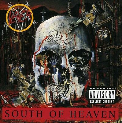 Slayer - South of Heaven [New CD] UK - Import