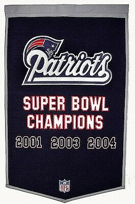 New England Patriots Fan Wall Banner,90 x 60 cm !!,NFL Football,Neu,Hammerteil