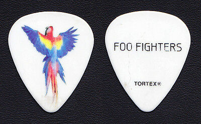 Foo Fighters Pat Smear Parrot Guitar Pick #2 - 2011-2012 Wasting Light Tour