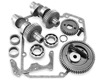 S&S Cycle 625G Gear Drive Camshaft Kit 33-5180 HARLEY-DAVIDSON® FLHR Road etc