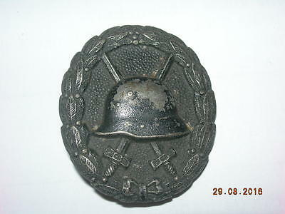 WW1 Imperial German Black Wound Badge. Original 100 %