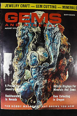 GEMS AND MINERALS MAGAZINE Back Issues * See the List