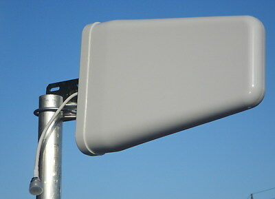 Cellular Log Periodic Yagi Antenna CANT-0041 LTE Verizon AT&T Wilson Zboost Fcon
