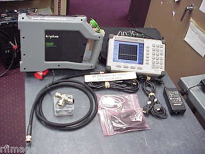 Anritsu S332D Site Master Test Set 4Ghz-Sweep/spectrum Analyzer- With Cal Kit