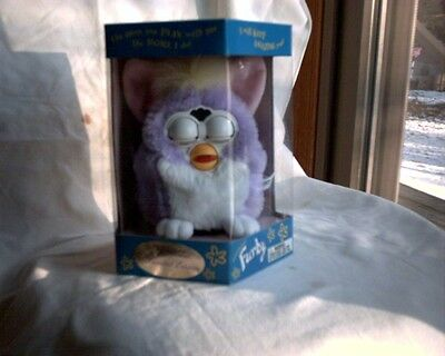 1998 Easter, Springtime Furby, NEW, UNOPENED