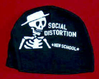 Social Distortion Infant Skull Cap New School Black One Size