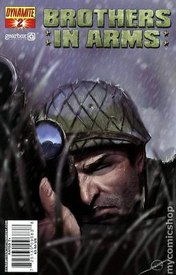 Brothers in Arms (2008) #2B FN