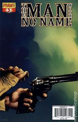 Man with No Name (2008 Dynamite) #5 FN