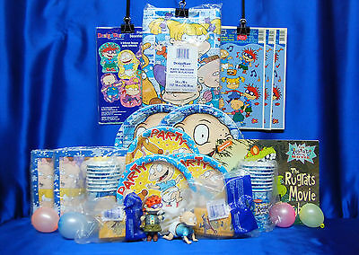 Rugrats Party Favors Unique Birthday Party Ideas And Themes