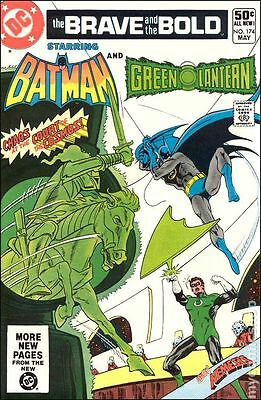 Brave and the Bold (1955 1st Series DC) #174 FN