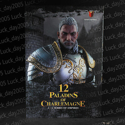 COOMODEL Empire Series - 12 Paladins of Charlemagne Knight 1/6 Figure