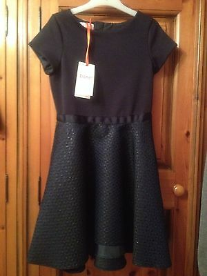 BNWT Beautiful Girls NEW Ted Baker Age 9 Years Dress RRP£40