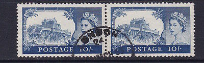 Great Britain Old Used Stamps-Pair Sc#527 CV$8