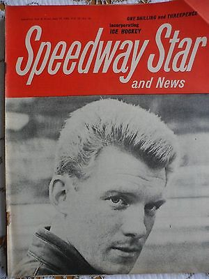 Speedway Star and News 15th July 1966