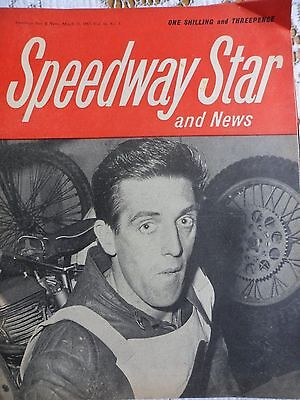 Speedway Star and News 31st March 1967