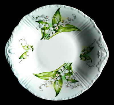 Royal Grafton LILY OF THE VALLEY Lugged Cereal Bowl 3750090