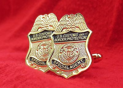 US Customs and Border Protection Cufflinks / Presidential Cufflinks