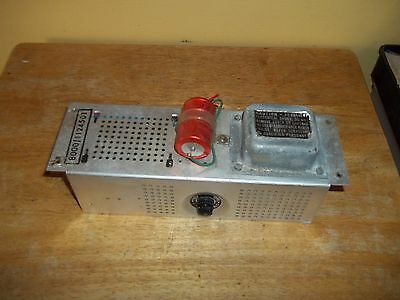 Vintage Farfisa Professional Piano Model # 115102 Power Supply Assembly