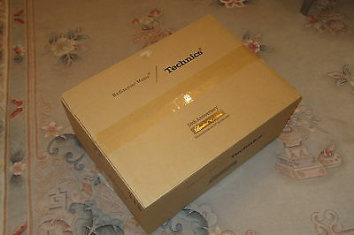Technics 1200GAE Limited Edition Turntable new sealed never opened