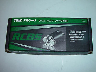 RCBS Trim Pro-2 Shell Holder Conversion FREE PRIORITY SHIPPING