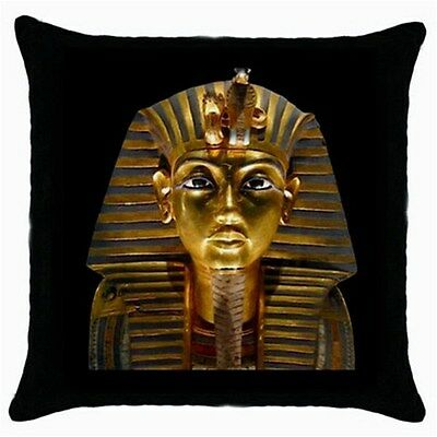 King Tut Tutankhamun Throw Pillow Case